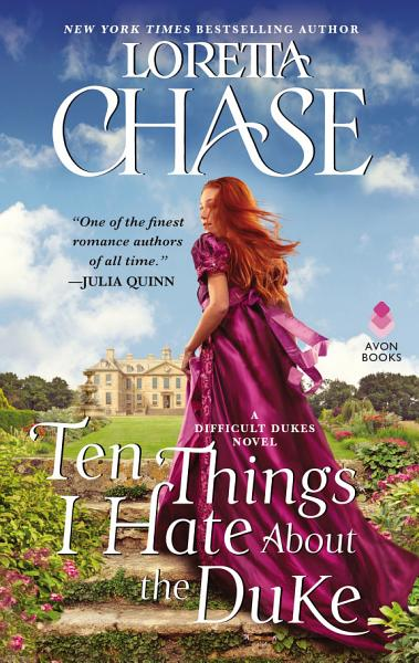 Download Ten Things I Hate About the Duke Book