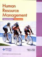 Human Resource Management  2Nd Ed   PDF