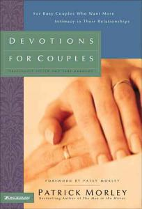 Devotions for Couples Book