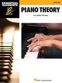 Download Essential Elements Piano Theory   Level 1 Book