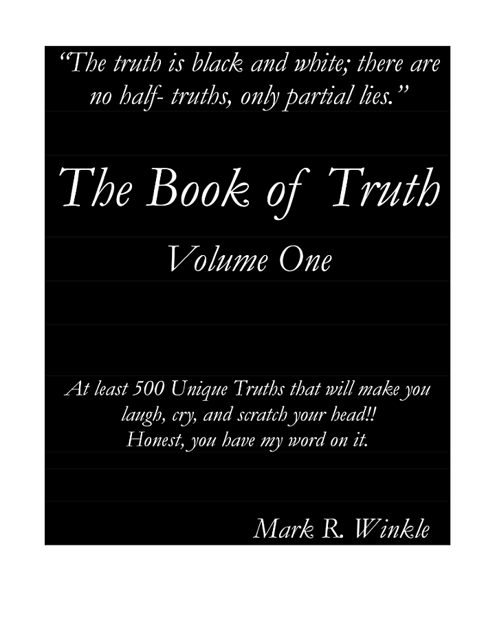 The Book of Truth Volume One