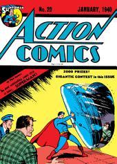 Action Comics (1938-) #20