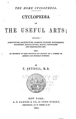 Cyclopedia of the Useful Arts PDF
