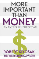 More Important Than Money Book