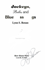 Jockeys, Belles and Bluegrass Kings