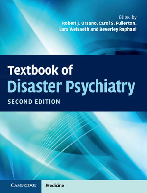 Textbook of Disaster Psychiatry