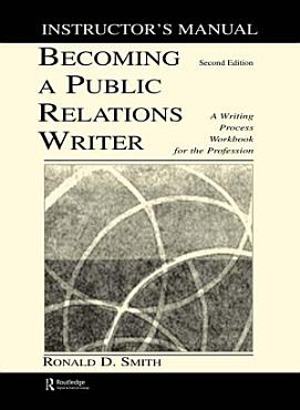 Becoming a Public Relations Writer Instructor s Manual PDF
