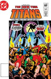 The New Teen Titans (1980-) #21