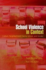 School Violence in Context PDF