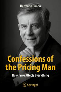 Confessions of the Pricing Man Book