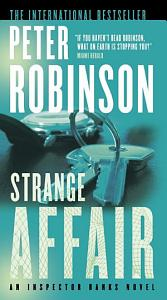 Strange Affair Book