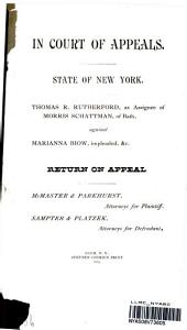 Court of Appeals: New York: No.447