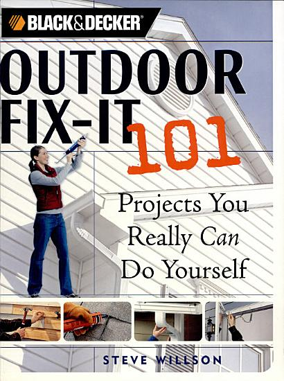 Black and Decker Outdoor Fix It 101 PDF