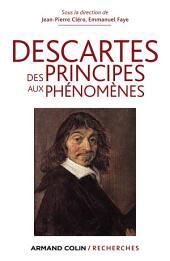 Descartes: Des principes aux phénomènes