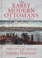 The Early Modern Ottomans PDF