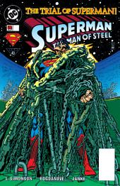 Superman: The Man of Steel (1991-2003) #50