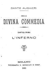 Della Divina commedia cantica prima(-terza).