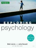 Exploring Psychology  AS Student Book for AQA A PDF