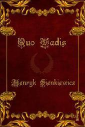 Quo Vadis - Espanol