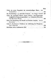 Annalen der Pharmacie: Band 126