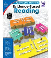 Evidence Based Reading  Grade 2 PDF