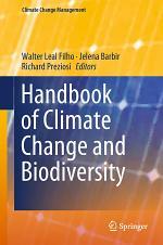 Handbook of Climate Change and Biodiversity