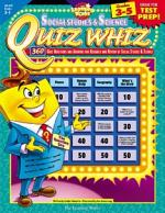 Social Studies and Science Quiz Whiz 3-5