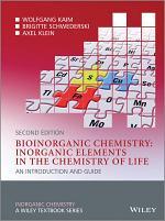 Bioinorganic Chemistry -- Inorganic Elements in the Chemistry of Life