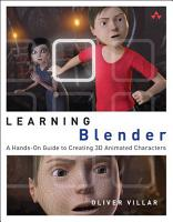 Learning Blender PDF