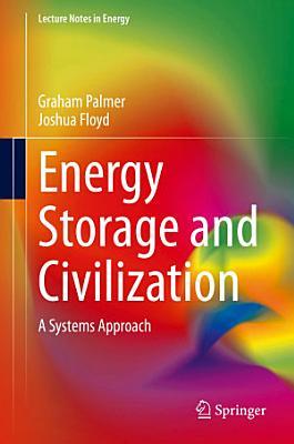Energy Storage and Civilization