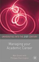 Managing Your Academic Career PDF
