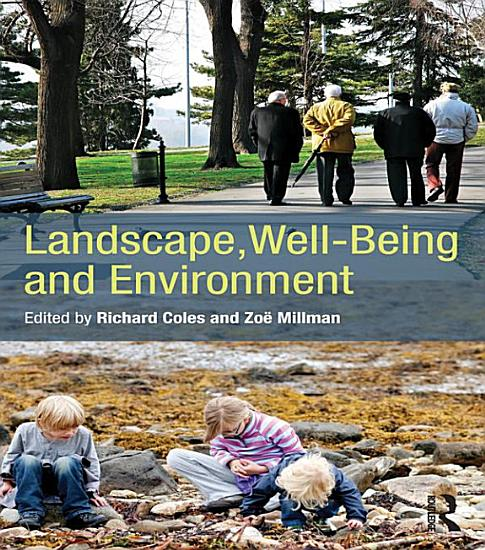 Landscape  Well Being and Environment PDF