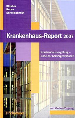 Krankenhaus Report 2007 PDF