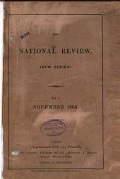 The National Review: Volume 19