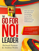 The Go for No  Leader PDF