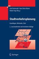 Stadtverkehrsplanung PDF