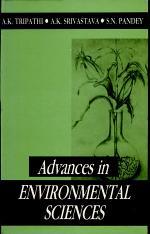 Advances in Environmental Sciences