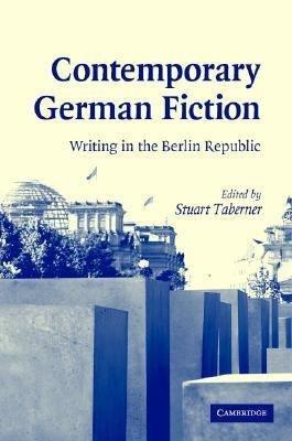 Contemporary German Fiction PDF