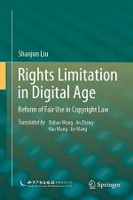 Rights Limitation in Digital Age