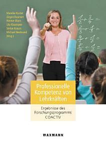 Professionelle Kompetenz von Lehrkr  ften PDF