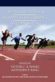 Fundamentals of Human Performance and Training Book