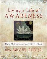 Living a Life of Awareness PDF
