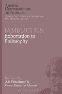 Iamblichus  Exhortation to Philosophy