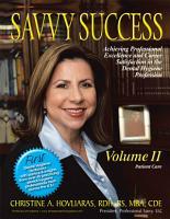 Savvy Success PDF