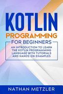 Kotlin Programming for Beginners PDF