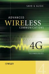 Advanced Wireless Communications: 4G Technologies