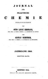 Journal für praktische Chemie: Bände 63-64