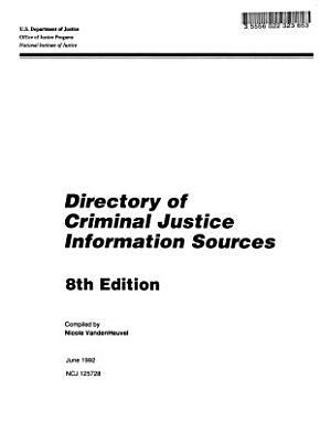 Directory of Criminal Justice Information Sources PDF