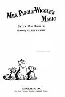 Mrs  Piggle Wiggle s Magic PDF