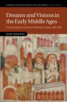 Dreams and Visions in the Early Middle Ages PDF